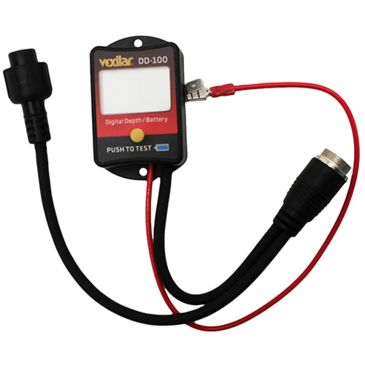 Vexilar Digital Depth And Battery Gauge Save 27% Brand Vexilar.