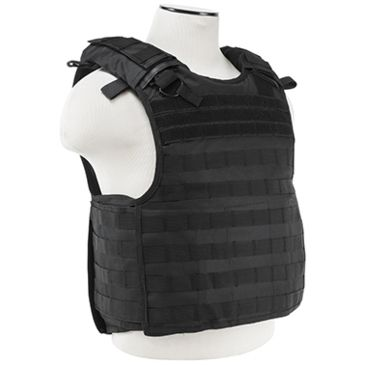 Vism Molle Quick Release Plate Carrier Vestfree 2 Day Shipping Save 14% Brand Vism.