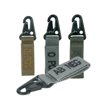 Voodoo Tactical Embroidered Blood Type Tags With Velcro And Metal Clip Save Up To 42% Brand Voodoo Tactical.