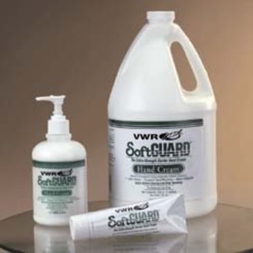 Vwr Softguard Extra-Strength Barrier Hand Cream 12003-12-601 Flip-Top Tube, 89 Ml (3 Oz.) Brand Erie Scientific.