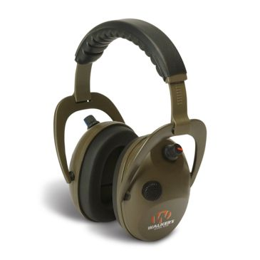 Walkers Alpha Power Muffs Electronic Hearing Protection & Enhancementbest Rated Save 30% Brand Walkers.