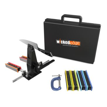 Wicked Edge Field And Sport Pro Knife Sharpener Brand Wicked Edge.