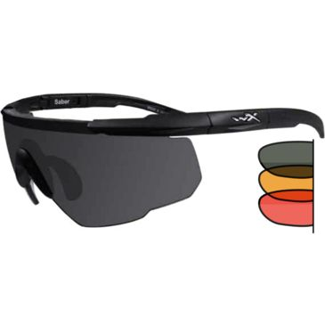 Wiley X Saber Advanced Eyeshields 3-Lens Package Save 11% Brand Wiley X.