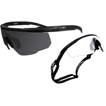 Wiley X Saber Advanced X2 Eyeshields - 2 Complete Setsfree 2 Day Shipping Save 10% Brand Wiley X.