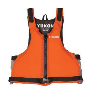 Yukon Charlie&039;s Youth Livery Paddle Life Vest Save 25% Brand Yukon Charlie&039;s.
