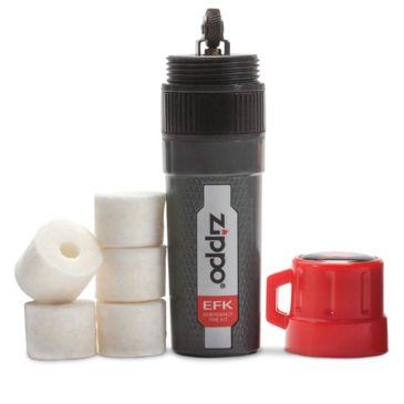 Zippo Emergency Fire Kit W/ Molded Lanyard Hole Save 22% Brand Zippo.