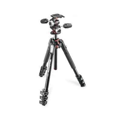 Manfrotto 190 Series Tripod MIR Oct-Nov 2014
