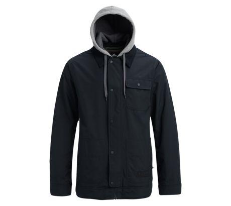 Burton Men's Gore-Tex Dunmore Jacket, True Black, Medium