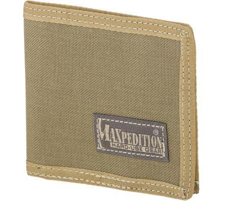 Maxpedition Maxpedition - Bravo Rfid-blocking Wallet, Khaki -