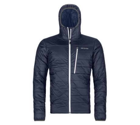 Swiss WOOL Light puffer Jacket Ortovox reversible 2XL Men
