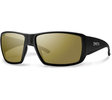 090632bd15b Smith Optics Guide s Choice Sunglasses - Men s-Matte Black-Polarized Bronze  Mirr