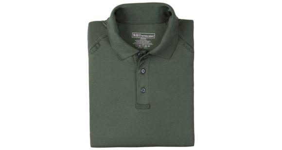 20c1374e1 5.11 Tactical 72049 Performance Polo Shirt, Long Sleeve, L.E. Green,  2X-Large — Color: L.E. Green, LE Green, Mens Clothing Size: 2XL, Length,  Alpha: Regular ...