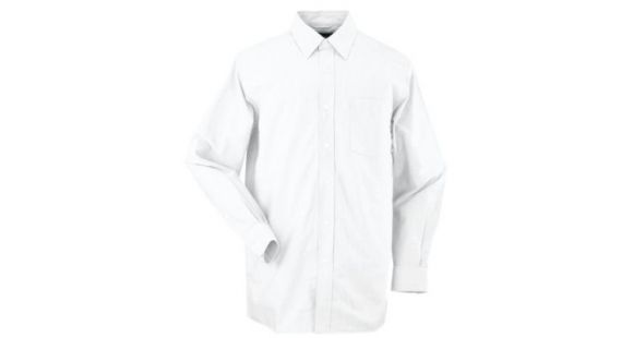f3fbcdf47 5.11 Tactical 72188 Long Sleeve Covert 2.0 Dress Shirt, White, 2XL — Color:  White, Mens Clothing Size: 2XL, Apparel Application: Law Enforcement, ...