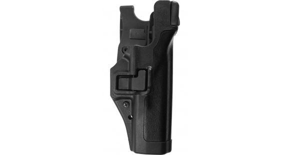 Blackhawk SERPA Level 3 ALS Duty Holster, Left Hand, Black, Matte - For  Glock 20/21/37/38, M&P  45 44H113BK-L