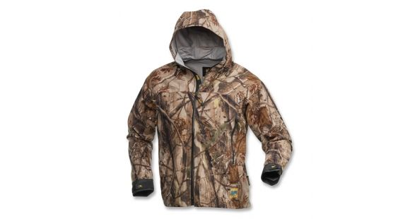 997d5b753a476 Browning Hydro-Fleece Soft Shell Jacket, Mossy Oak Break-Up Infinity, 2X