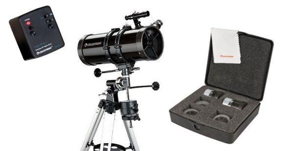 Celestron powerseeker 127 eq newtonian telescope 1 out of 2 models