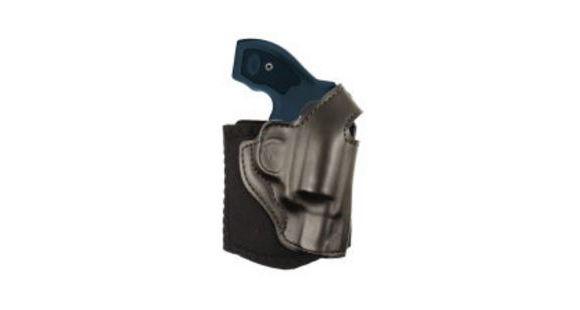 DeSantis Die Hard Ankle Rig Concealment Holster,Kimber K6S,Black,Right Hand  014PC6DZ0