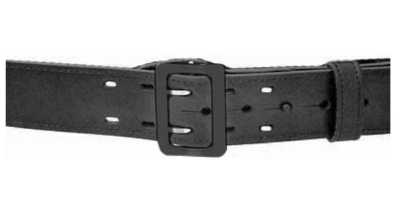 DeSantis Econoline Sam Browne Belt - 2 1/4in  Wide - Black Buckle E31BL36Z3  36in