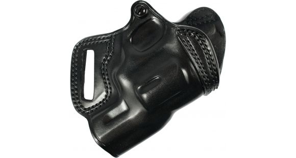 Galco SOB Small Of Back Holster - Right Hand - Black SOB118B — Color:  Black, Fabric/Material: Leather, Holster Type: Inside the Waistband  Holster,