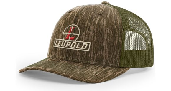 5f239605511 Product Info for Leupold  112 Bottomland Trucker Hat