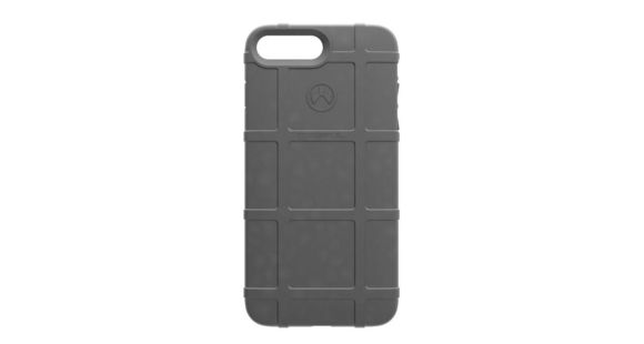 new concept 83567 84c55 Magpul Industries Field Case, iPhone 7/8 Plus, Grey, MAG849-GRY — Color:  Grey — MAG849-GRY