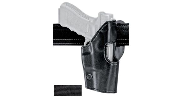 Safariland Model 295 Mid-Ride Level-II Duty Holster, Glock 20/21, Right  Hand, Nylon-Look, 295-383-261