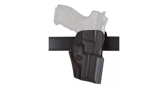 Safariland Model 5199 IDPA Clip-On Holster, Glock 34/35, Right Hand, STX  Plain Black, 5199-683-411