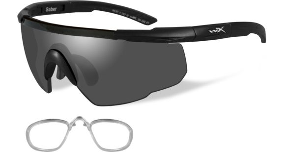 0162d3b3eb Wiley X Saber Advanced Sunglasses - 3 Lens Package - 1 out of 5 models