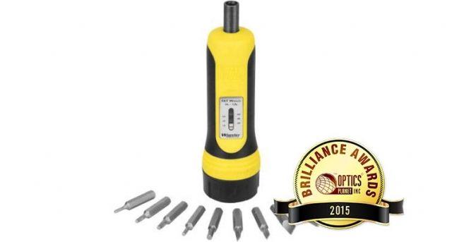 Wheeler Fat Torque Wrench Screwdiver w/ 10 Bit Set 553556