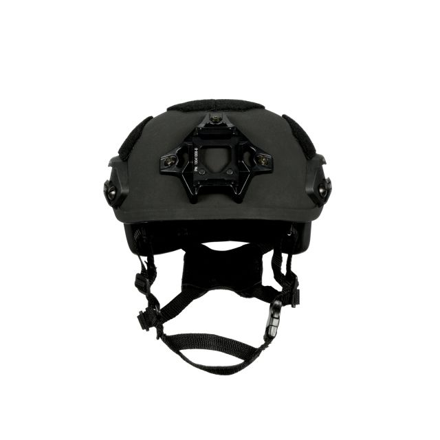 Avon Protection Combat High Cut Ballistic Helmet - Medium, Black - Rail System - Includes Rail System, 7 Pad System and Standard Retention System, 98009006986