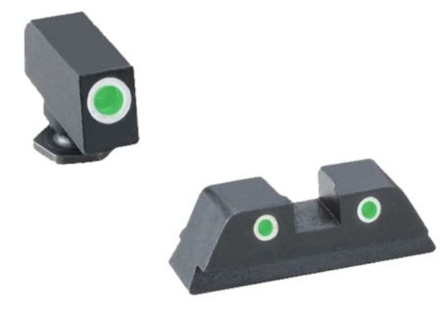 AmeriGlo GL-430 3DOT NS Glock Sight Set, GL430