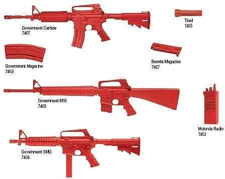 Asp Red Gun 07312 Sig 228/229