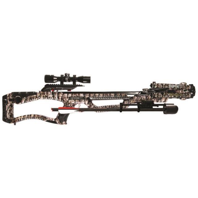 Barnett Whitetail Pro STR Crossbow Package, Camouflage, BAR78004