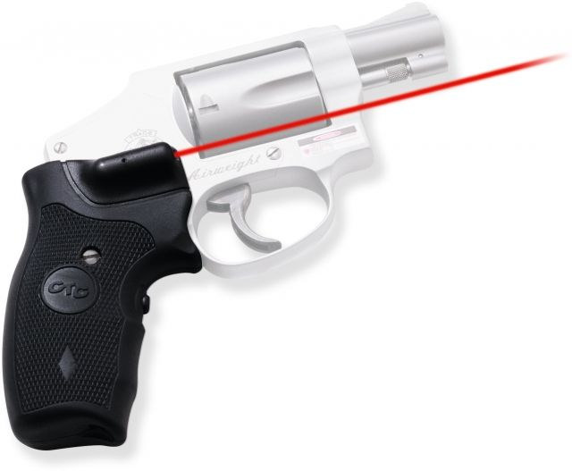 Crimson Trace Lasergrips For Smith & Wesson J Frame, LG305