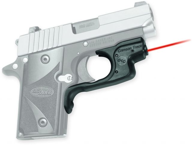 Crimson Trace Laserguard Sight for Sig Sauer P238/938, LG-492