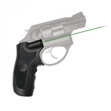 Crimson Trace Ruger LCR/LCRX Green Lasergrip LG-415G