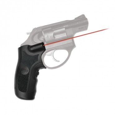 Crimson Trace Ruger LCR/LCRX Red Lasergrip LG-415