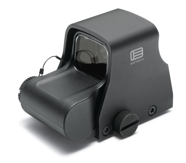 EOTech Transverse Red Dot Sight, Black, Circle 2-Dot Reticle XPS2-2