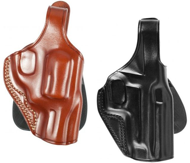 Galco Professional Law Enforcement Paddle Holster, Right Hand, Black -  Sig-Sauer P229 PLE250B