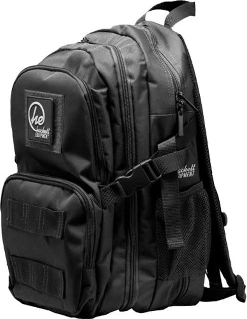 Hackett Equipment Hackett Baby Bertha 1 Pistol Cc Range Backpack Black