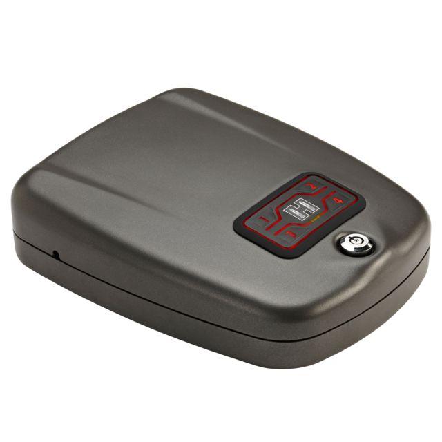 Hornady RAPiD Safe 2600KP Large Lock Box Electronic RFID Safe With KeyPad, 98177