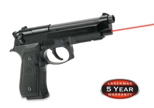 LaserMax Internal Laser Sight - Beretta 92/96 Full-size Pistols