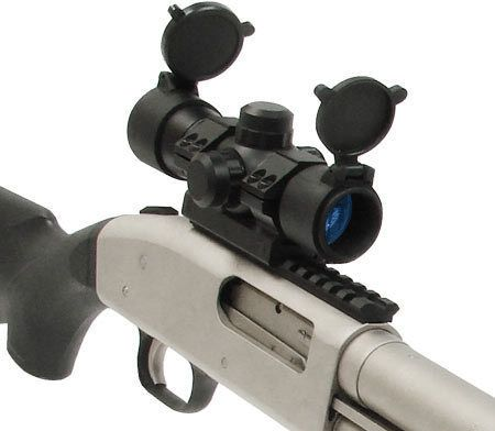 Leapers Weaver/Picatinny Shotgun Tactical Rifle-Scope Mount