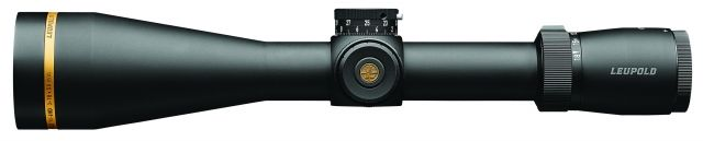 Leupold VX-6HD 3-18x50mm 30mm CDS-ZL2 Side Focus FireDot Duplex Riflescope, Matte, 171572