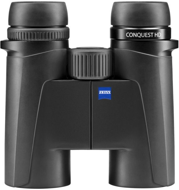 Zeiss Conquest HD 8x32mm Waterproof Binoculars, Black, Black, 523211