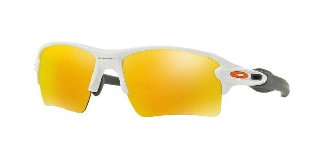 bb837e3b758 Oakley FLAK 2.0 XL OO9188 Progressive Prescription Sunglasses OO9188-918819-59  - Lens Diameter