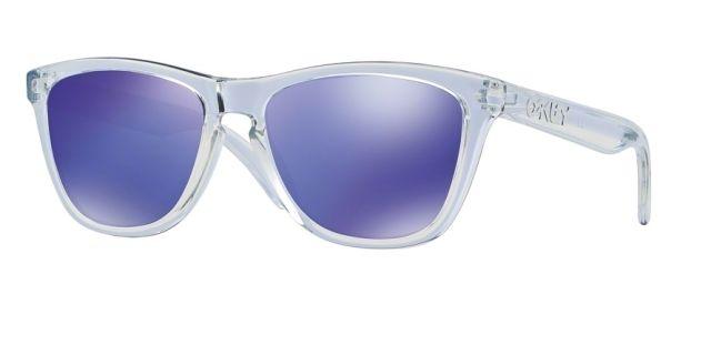 411036a9241 Oakley FROGSKINS OO9013 Single Vision Prescription Sunglasses  OO9013-24-305-55 - Lens