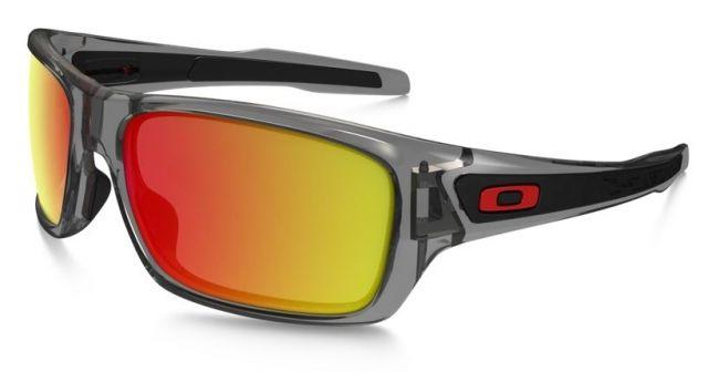 8b824f9d57e 888392076342 - Oakley Turbine Sunglasses Grey Ink Frame