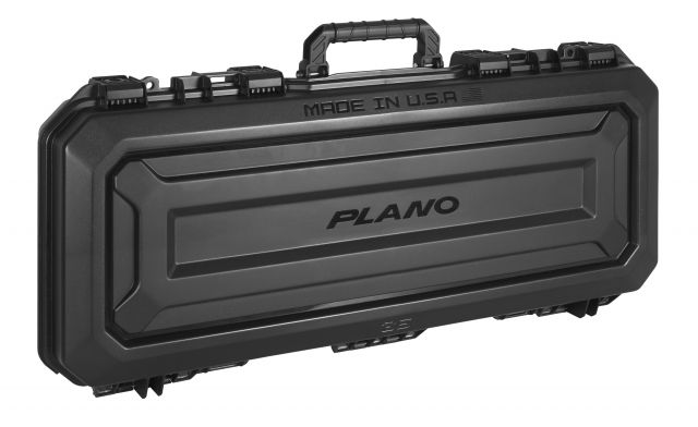 Plano Molding All Weather 36in Rifle/Shotgun Case,Black, PLA11836