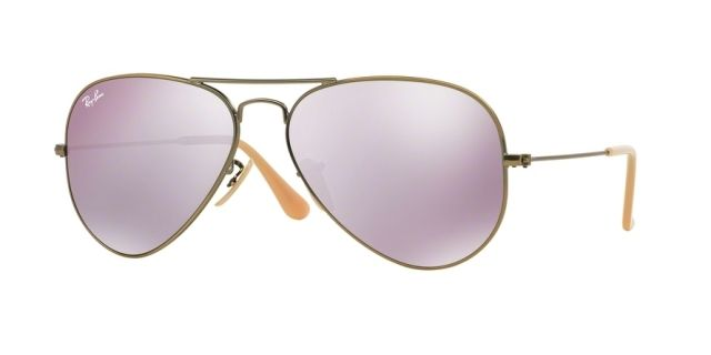 184aa937f3 Ray-Ban Aviator Large Metal RB3025 Sunglasses with No-Line Progressive Rx  Prescription Lenses